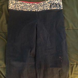 Pants - Victoria's Secret yoga pants